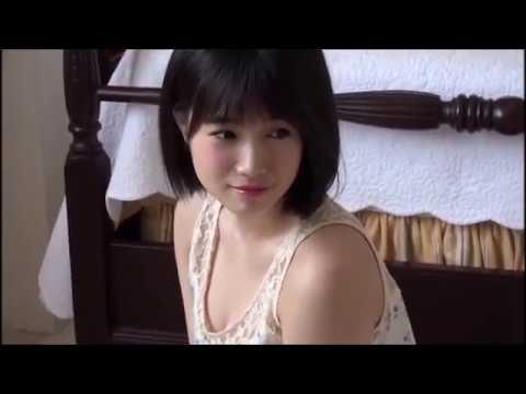 Tomonaga Mio  朝長美桜   from HKT48《グラビア撮影》【2017】