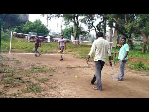 Shuttle Court In Chittoor Apseb
