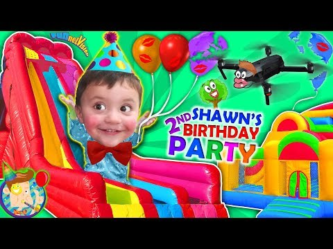 Shawn's 2nd Birthday