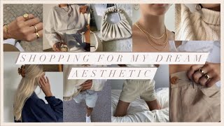SHOPPING FOR MY DREAM AESTHETIC ON SHEIN! *Shein try-on haul and review* screenshot 5
