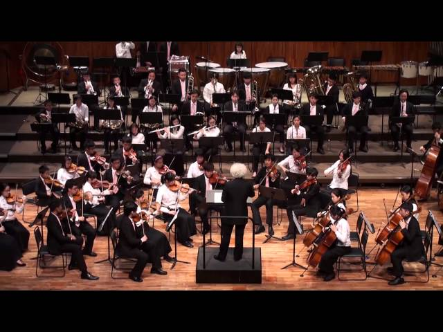交响樂:柴可夫斯基《意大利隨想曲》