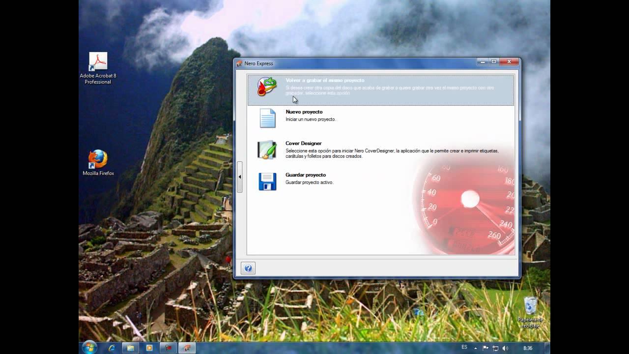 video tutorial nero 7 startsmart computaci n para adultos youtube rh youtube com Nero StartSmart Old Version Nero StartSmart 2012