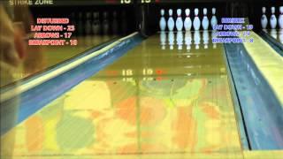 Roto Grip Disturbed Bowling Ball Reaction Video Ball Review Disturbed vs Berserk