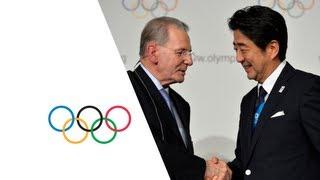 国際オリンピック委員会 - International Olympic Committee