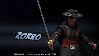 Go All Out Gamescom 2019 Trailer - Zorro announcement