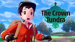 Pokemon Sword And Shield - Crown Tundra Expansion Pass Update Trailer