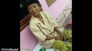 Anak Kecil Vs Nenek...\