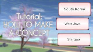 Tutorial: How to make a game Concept in Sakura school Simulator! screenshot 1