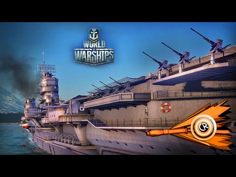 World of Warships monster twitch stream