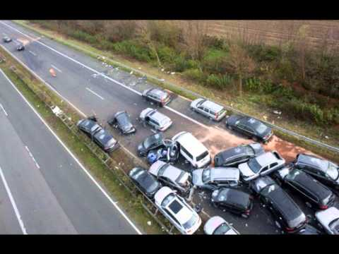 Accident Autoroute Youtube