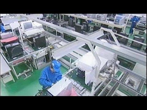 Greve na fábrica da IBM no sul da China - corporate