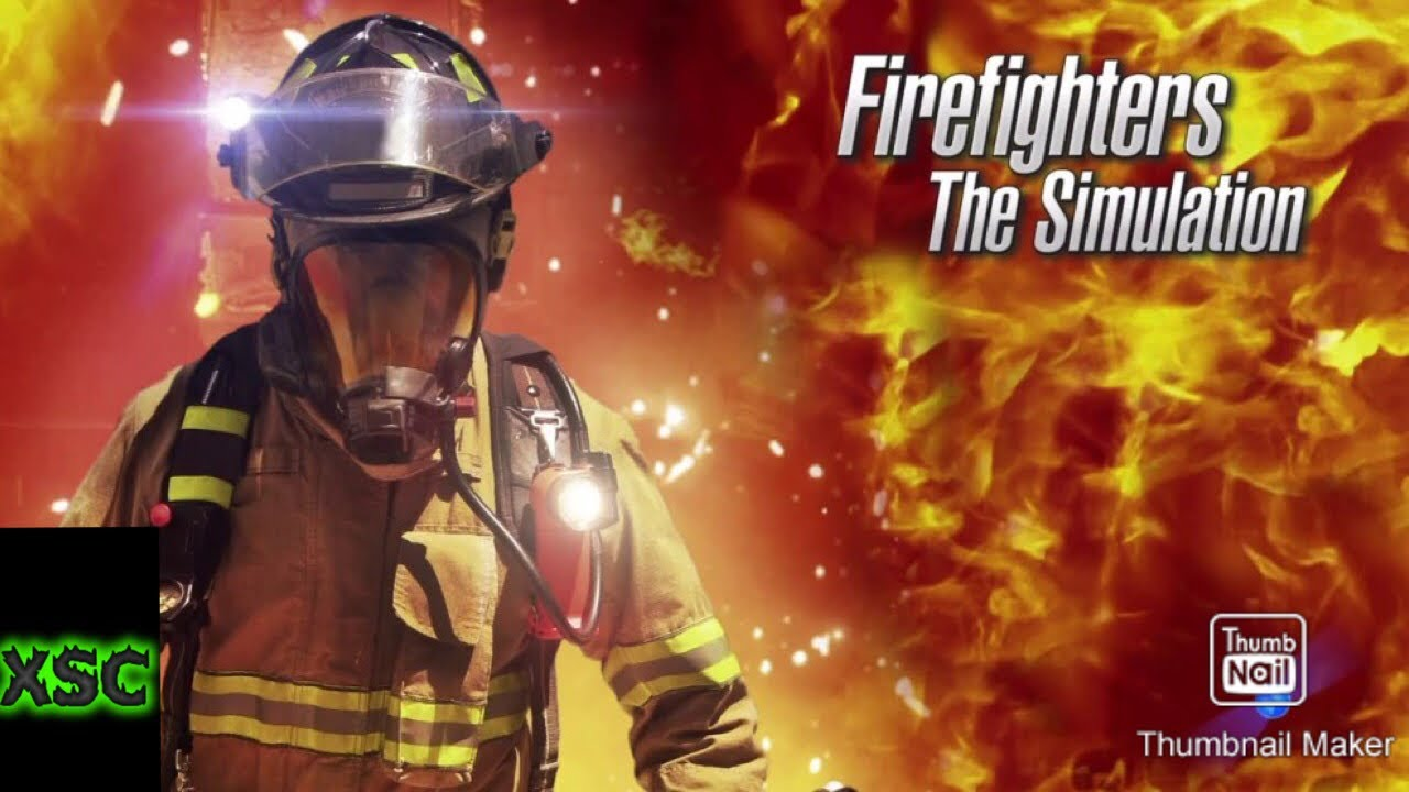 Firefighters The Simulation - Download game PS3 PS4 RPCS3 PC free