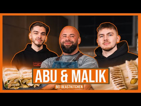 AbuGullo & Keepsharam bei BeastKitchen | Kochen lernen mit Sharo