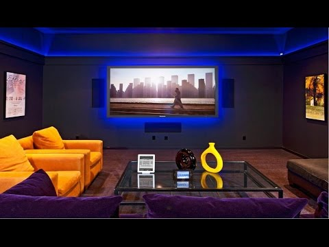 25 Home Theater And Home Entertainment Setup Ideas - Room Design Ideas