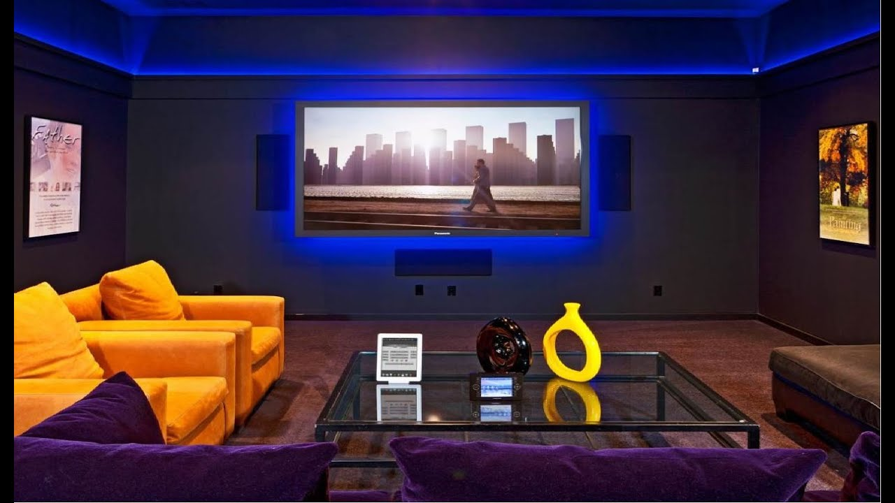 Home Theater And Home Entertainment Setup Ideas Room Design