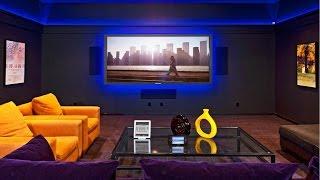 25 Home Theater And Home Entertainment Setup Ideas - Room Design Ideas