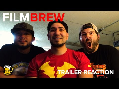 IT Official Trailer 1 REACTION
