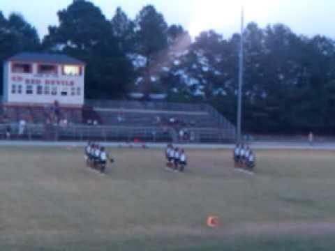 Shiloh Middle School Cheerleaders
