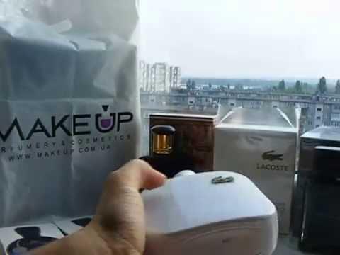 Пустые MakeUp баночки!-4 Evaflor, Lacoste, Narciso Rodriguez.
