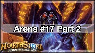 Hearthstone Arena #17: Part 2 - Hexenmeister - Let's Play Hearthstone Gameplay - (Deutsch / German)