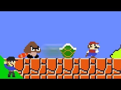 Goomba would be OP in Super Mario Bros
