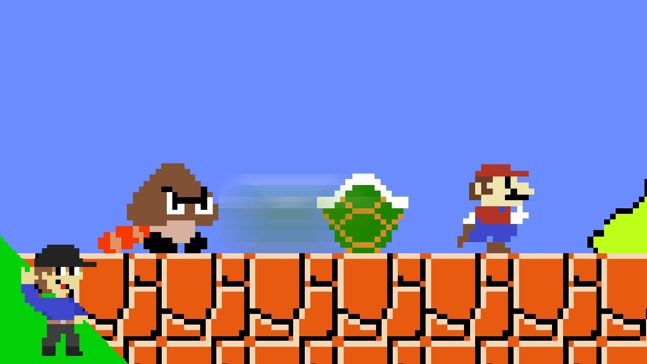 Goomba Would Be Op In Super Mario Bros Youtube