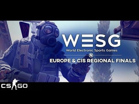 EnVy CS - WESG Europe & CIS Regional Finals - Frag Movie