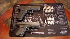 Glock 23 vs Glock 27 Comparison Video