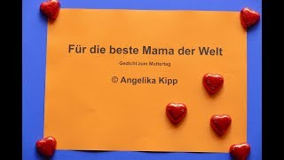 Gedicht für Muttertag – Muttertag – Muttertaggedicht