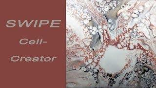 (Fluid289) I LOVE ART Vinylkleber und Cell- Creator und Bubble Booster