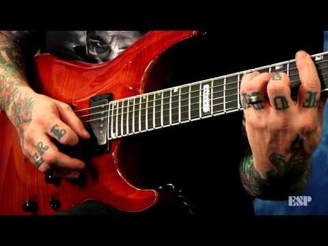 ESP Guitars: ESP USA Horizon-II Demo