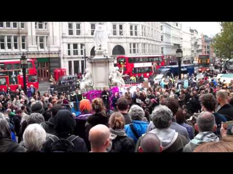 November 5, 2011: Seumas Milne speech @ Occupy LSX, St Paul's