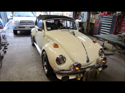 72 vw super beetle frame repair
