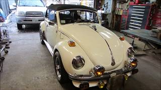 Vw Bug Frame Repair