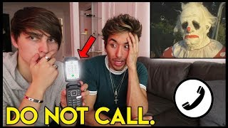 CALLING TERRIFYING PHONE NUMBERS pt. 2 (bad idea) | Colby Brock