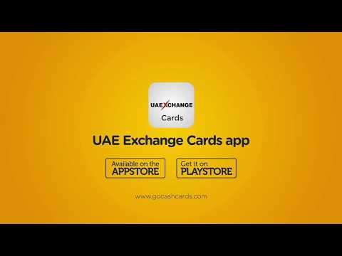 Gocash Is Now UAE Exchange Cards!