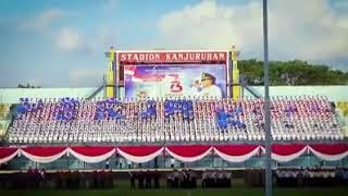 Download Mp3 Atraksi Meperingati Hut Ri 73 Stadion Kanjuruhan