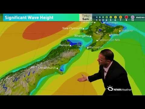 NIWA Weather Quickcast 6 September: Winter's Big Comeback