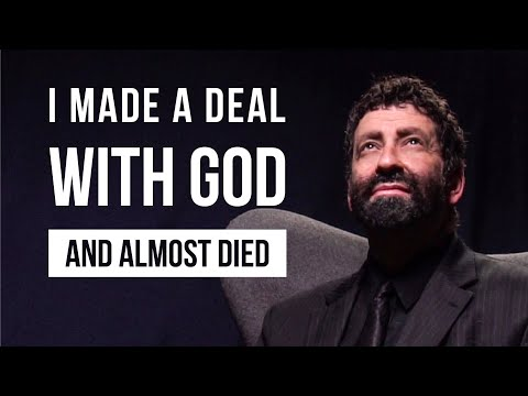 Jonathan Cahn's Journey To Christ!