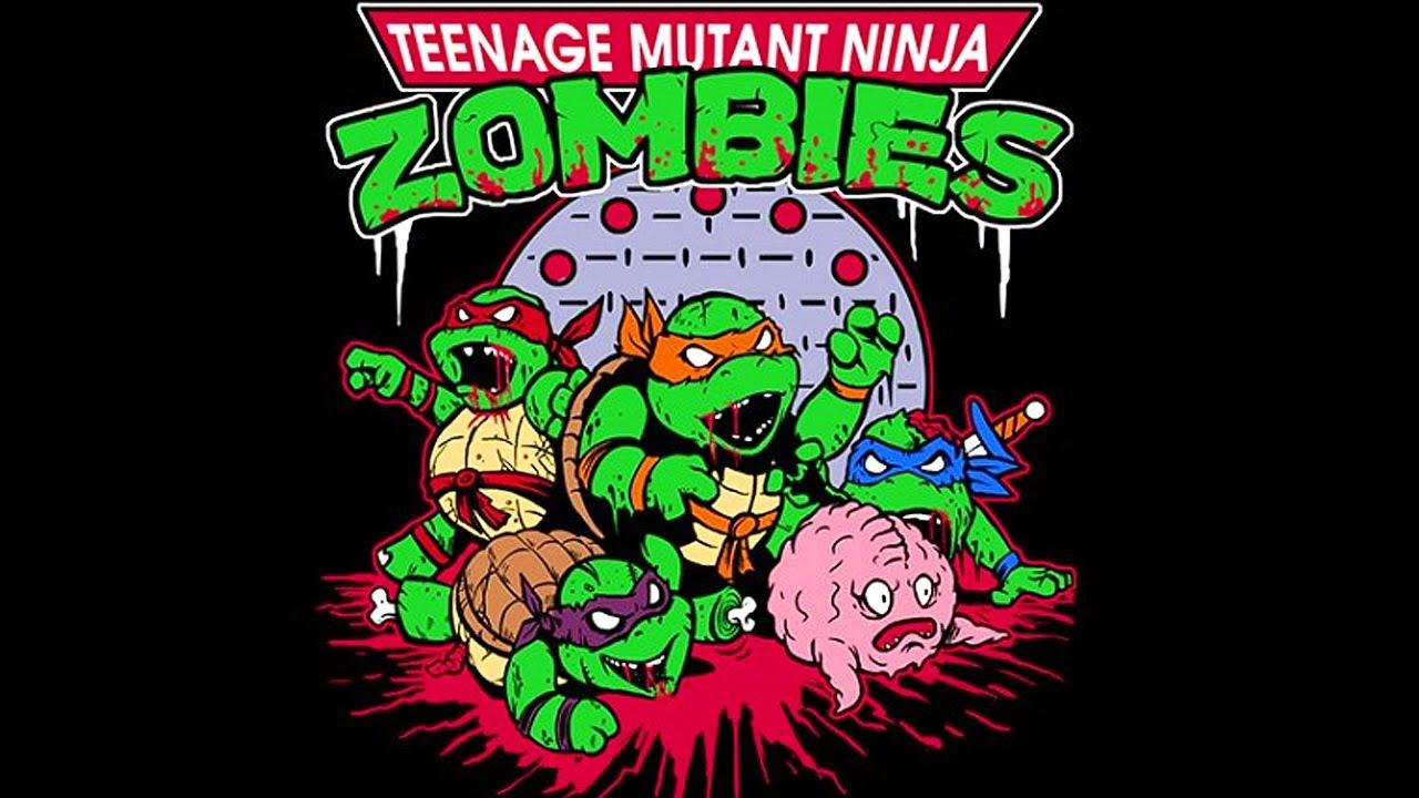 black ops 3 custom zombies teenage mutant ninja turtles