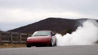 LS1 Nissan S13 Burnout