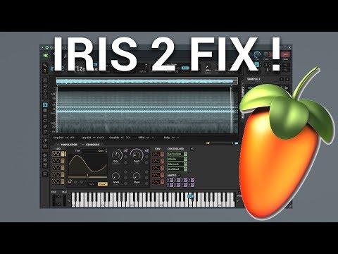 FL hits *MAJOR* lag when loading Izotope Iris 2 - Image-Line