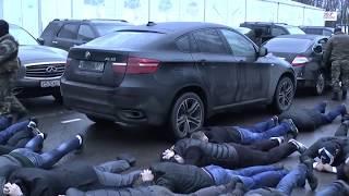 Задержание авторитетов и Воров в законе в Подольске