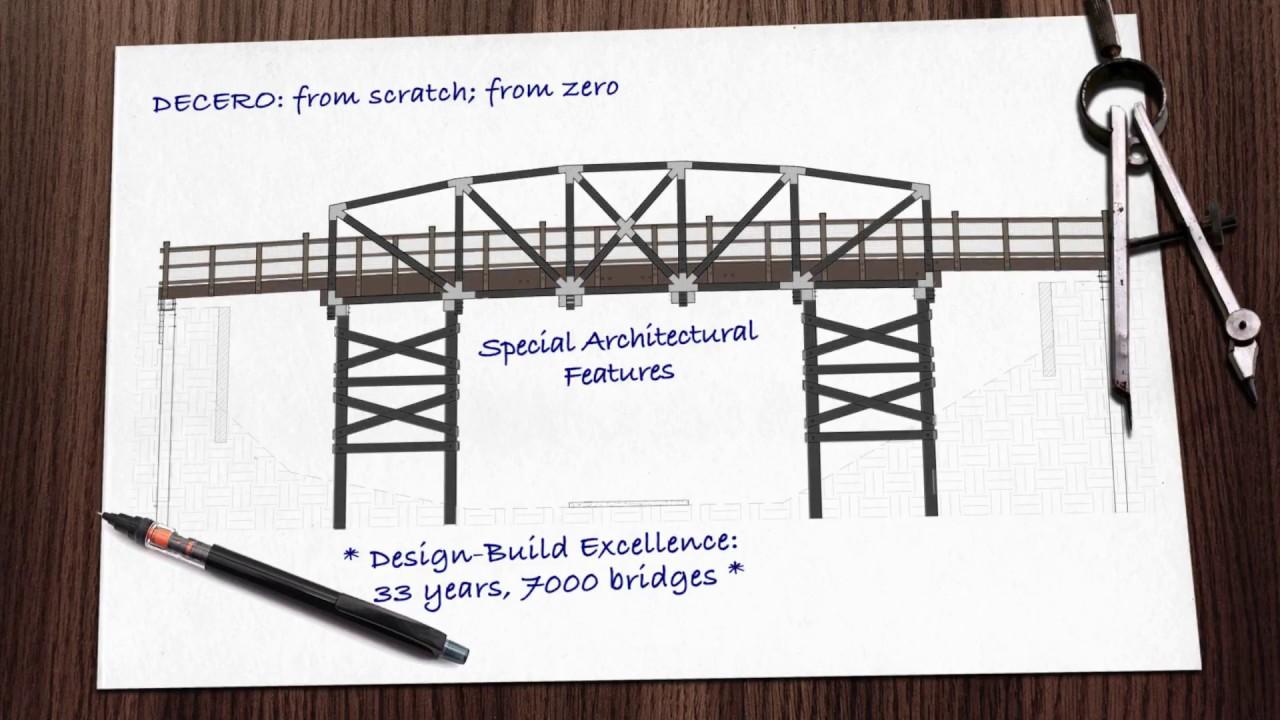 Timber Bridge Design Build Process | York Bridge Concepts