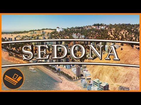Sedona - Part 78 | LEAFY HILLS (Cities: Skylines)