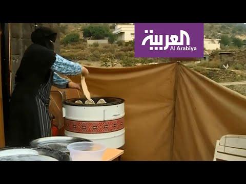 صباح العربية | مزرعة عائلية تتحول إلى وجهة سياحية في أبها