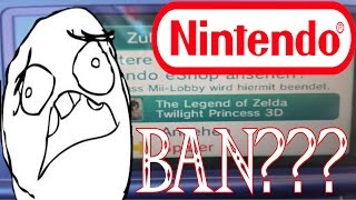 vuclip Nintendo 3DS Users getting BANNED for Twilight Princess 3D MOD?!?