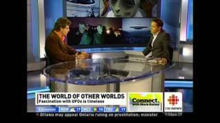 CBC News Mark Kelley: UFOs Shut Down Nuclear Missiles - Part 2/2