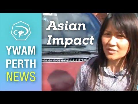 #12 Asia Impact Ministry - YWAM Perth News