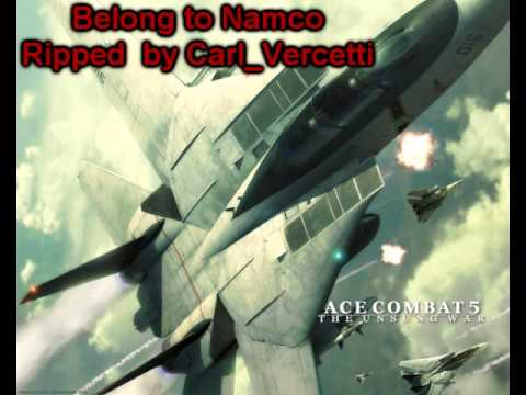 Ace Combat 5 OST Never Released: Mission 27